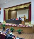 Работники здравоохранения Хасавюртовского района обсудили итоги оказания медицинских услуг населению за 9 месяцев 2018 года.